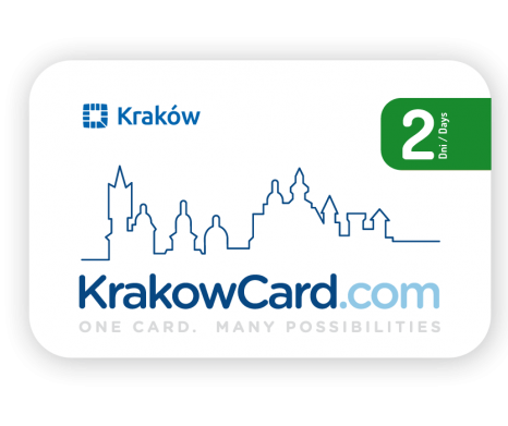 Krakow Card - Museums and Transport (2 days) Italian
