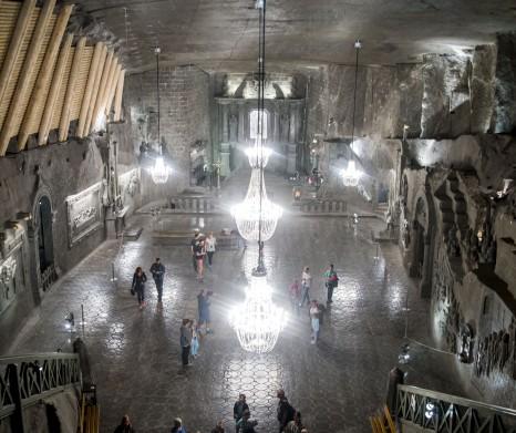 Visita guidata alle Miniere di Sale di Wieliczka
